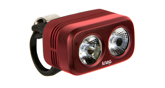 Knog Blinder Road 250 Frontlicht weiße LED ruby